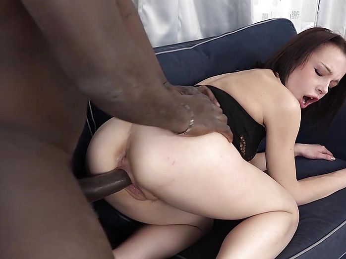 Girl free video interracial audition free pussy